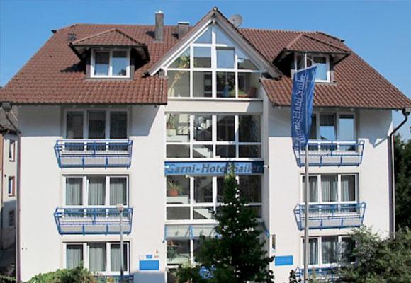 Garni-Hotel 'Sailer'
