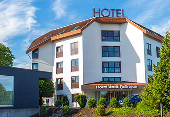 Hotel 'Stadt Balingen'