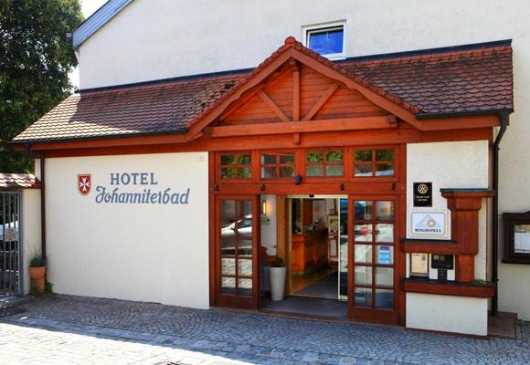 Ringhotel 'Johanniterbad'
